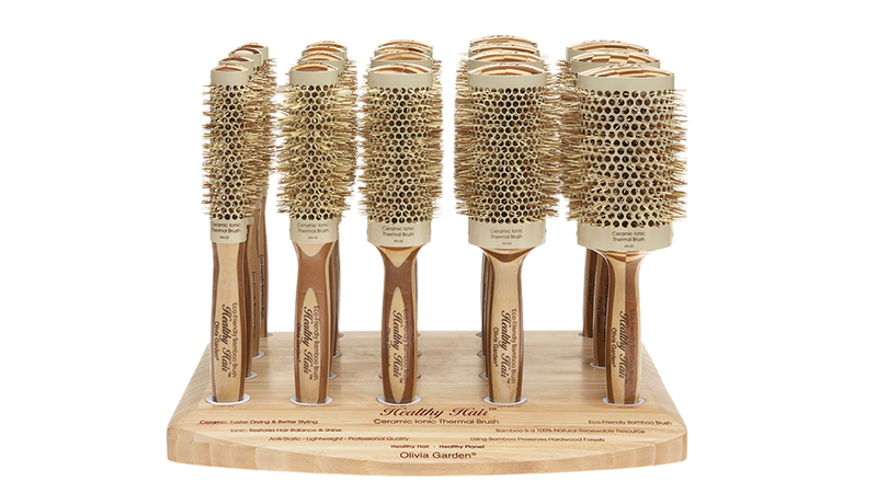 Olivia Garden Bamboo Styling Brushes