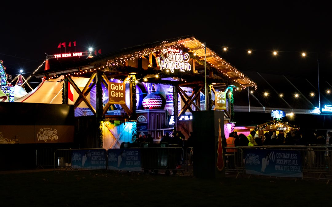 Hyde Park Winter Wonderland Closing Family Day Party